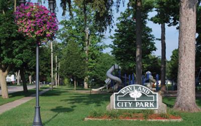 Wayland City Park